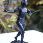 Купить скульптуру теннисистки