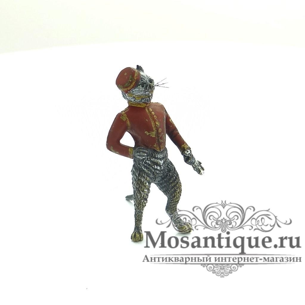 """Венская бронзовая миниатюра """"Портье"""""""