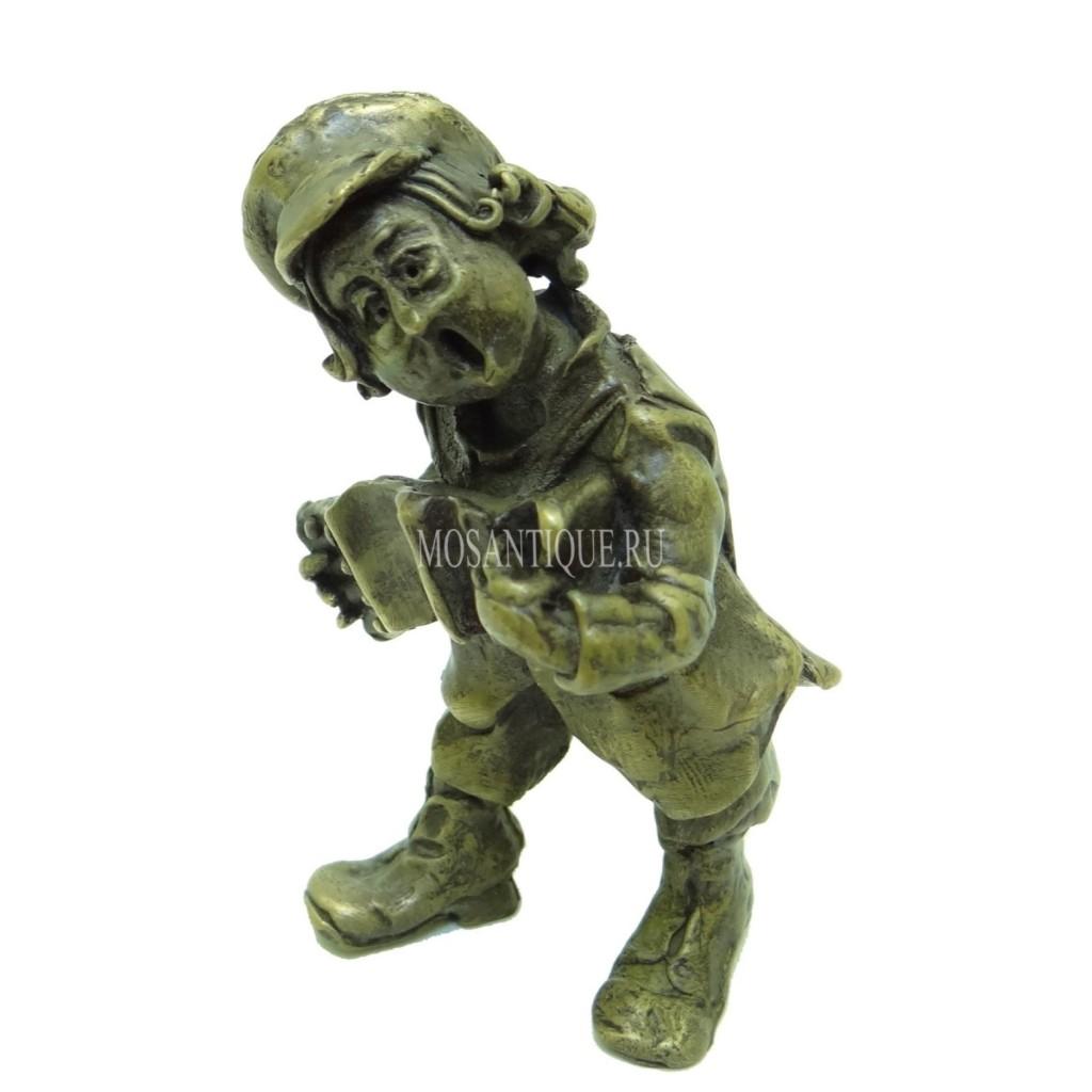 Бронзовая статуэтка | Иудаика