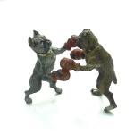 """Композиция """"Боксерский поединок"""" / Boxing Match Miniature"""