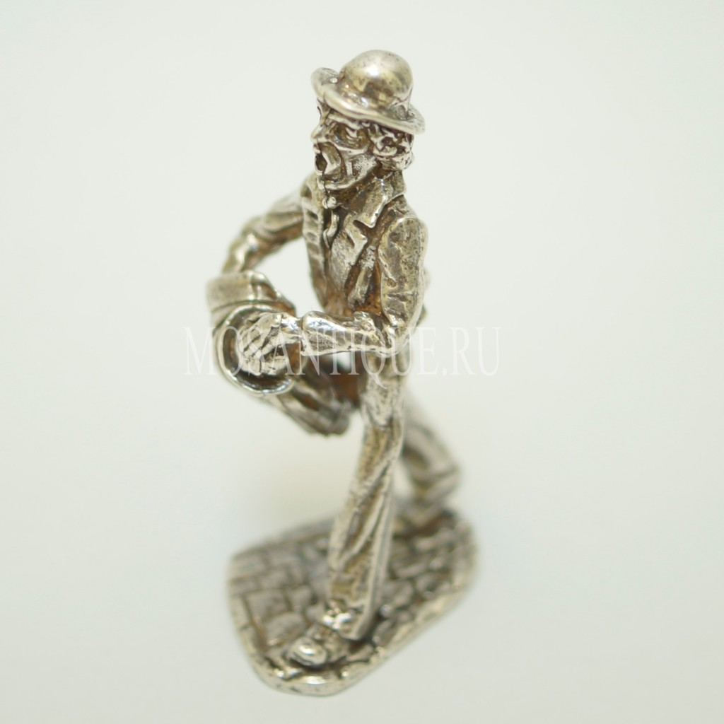 «Фокусник» – Серебряная Миниатюра