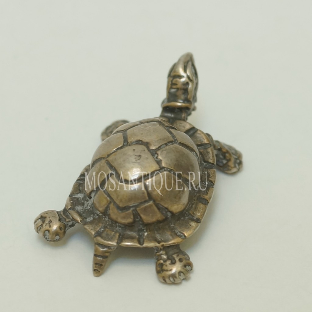 Фигурка Черепаха |Серебро