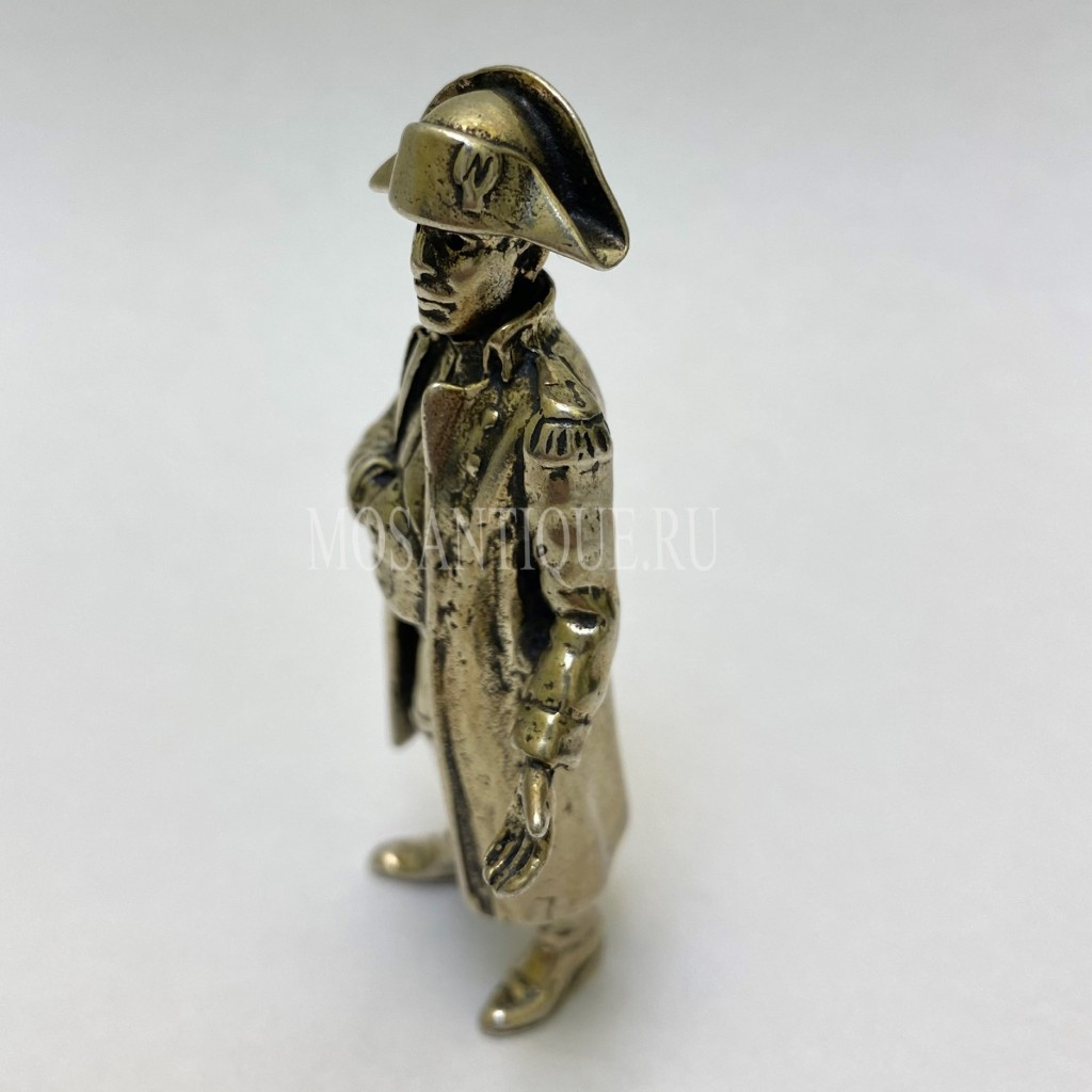 Серебряная Фигурка Наполеон