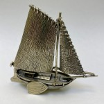 Декоративная Фигурка Парусная Яхта