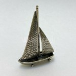 Декоративная Фигурка Парусная Лодка