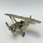 Модель Самолёта | Серебро