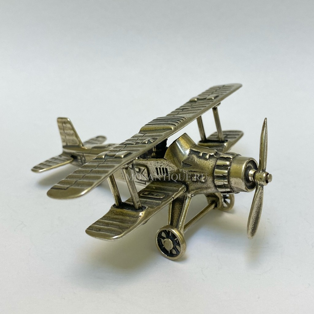 Модель Истребителя | Серебро