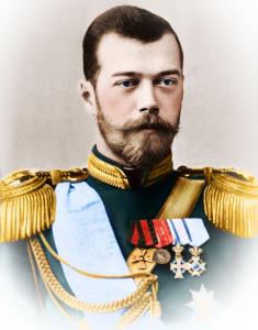 Портрет Николая Второго
