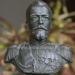 "Скульптура ""Бюст Николая II"""