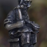 Фото скульптуры сапожника