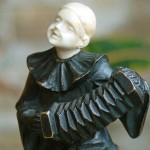 фото скульптуры клоуна