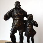 Фото скульптуры