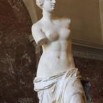 Фото статуи Венеры Милосской