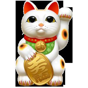 Японская Манеки-Нэко