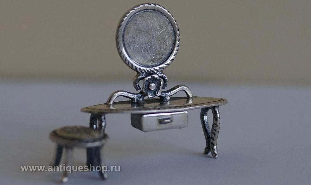 """Фото миниатюры """"Дамский столик"""""""