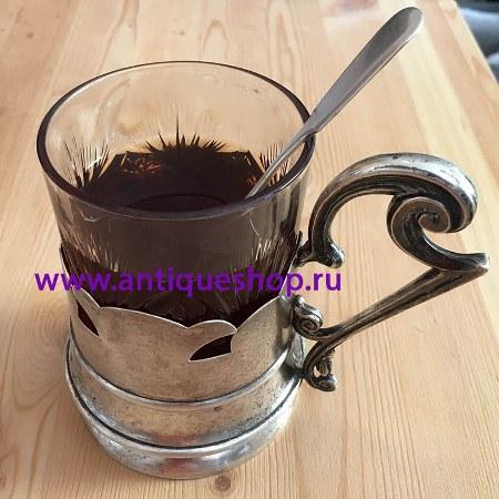 Серебряный чайный прибор