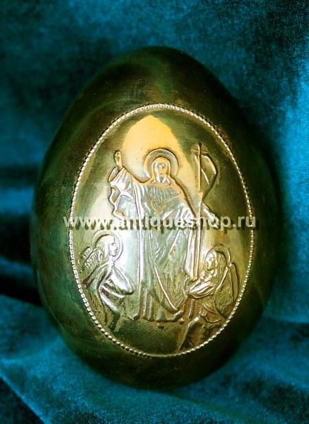 Старинное пасхальное яйцо