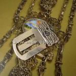 Серебряная закладка
