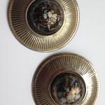 Клипсы с серебрением