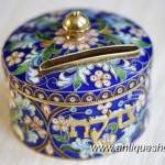 Серебряная коробочка для благотворительности (Цдака)