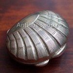 Серебряная табакерка