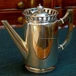Коллекционный заварочный чайник ( XIX век)