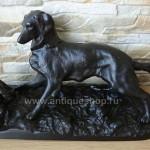 Скульптура Каслинского литья