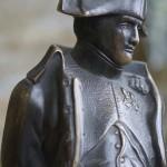 Фотография скульптуры Наполеона